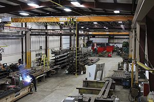 George Seehaver Welding and Fabrication 2000 Ltd Facility
