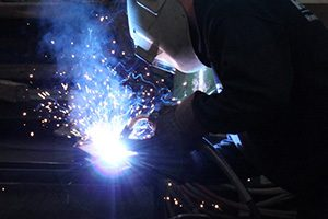 George Seehaver Welding and Fabrication Welder Image
